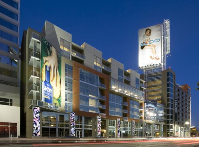 A Mixed Use Development Located At 1600 Vine St In Hollywood Within The City Of Los Angeles Ca Consists 375 Rental Units